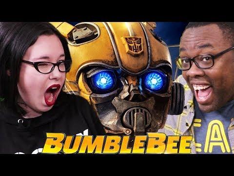 BUMBLEBEE CAN GET IT! (ft. Lindsay Ellis) - Movie Talk & Spoilers