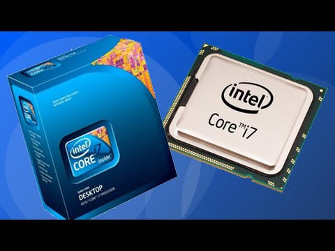 unboxing intel core i7 930 processor 2 8 ghz youtube. Black Bedroom Furniture Sets. Home Design Ideas