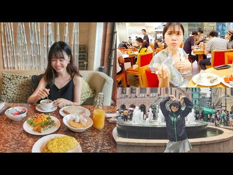 Travel Diary: Exploring Macau & Luxury Hotel Buffets!