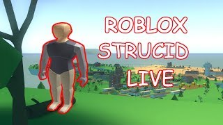 🔴PLAYING STRUCID LIKE A BOT! (ROAD TO 140 SUBS!) 🔴 #Roblox