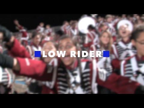 "Oak Mountain High School Band Trombones - ""Low Rider"" 2016 Version"