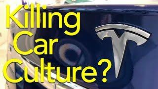 Will EVs Kill Car Culture?   TDNC Podcast #122