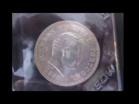 Numismatic Gold and Silver European Coins