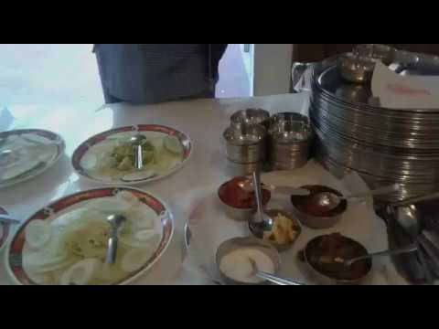 Tasty pure veg food served by Heena Tours