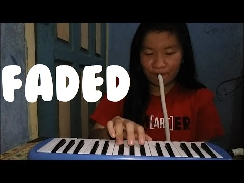 Faded - Alan Walker | Melodica Cover