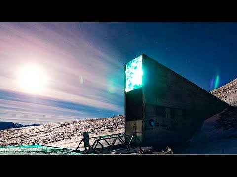 "Arctic ""Doomsday"" Seed Vault Floods Due To Warming Climate!"
