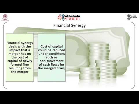 Mergers – types, theories and determinants (BSE)