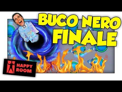 ARMA FINALE! IL BUCO NERO GRAVITAZIONALE! E SANDBOX NELLA SALA TORTURE! - Happy Room ITA [SpGioca]