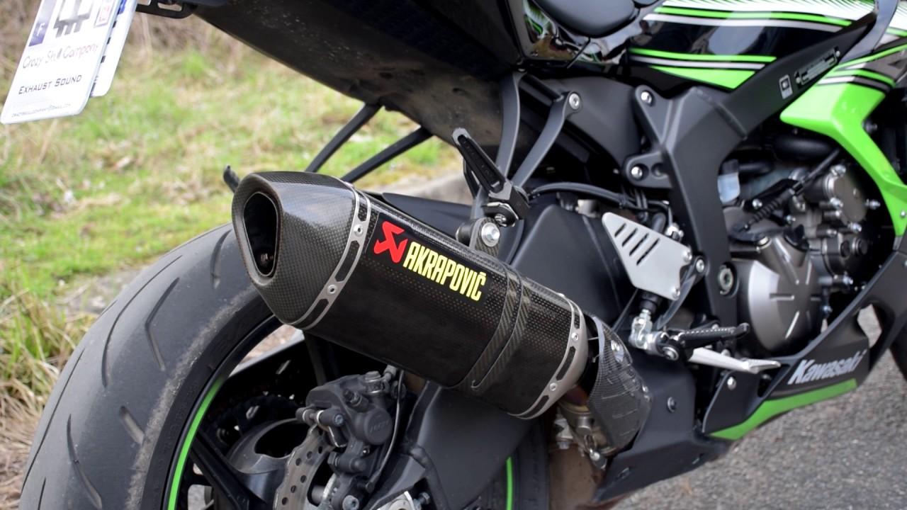 Akrapovic Slip On Kawasaki Ninja