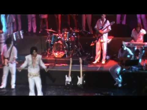 Doug Church, The TRUE Voice of Elvis LIVE in Spain, 2009