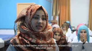 Gaza: Improving the Health Professions lab at Al-Azhar University