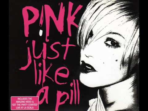 P!nk - Just Like A Pill (White Label Club Mix)