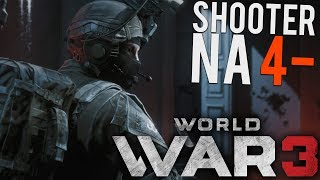 WORLD WAR 3 - DOBRY SHOOTER, z błędami
