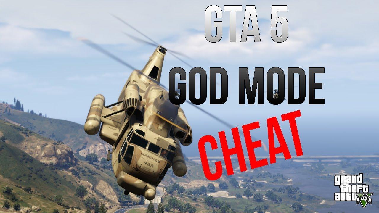 GTA 5 | Invincibility cheat *NEW* | Xbox 360 & PS3 - YouTube