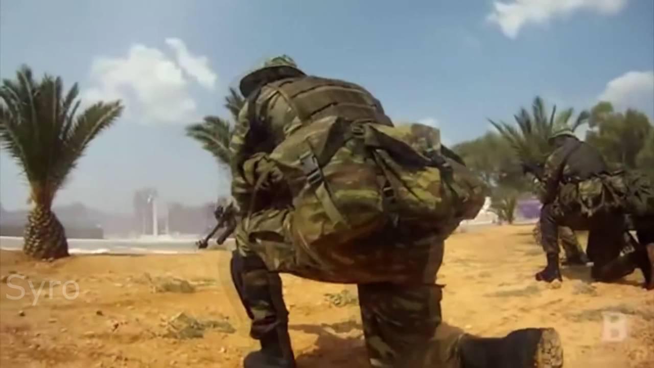 GREEK ARMY - MESSAGE TO TURKEY by Syro