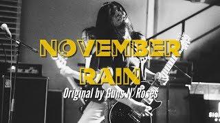 NOVEMBER RAIN ( GUNS N' ROSES ) - BROTHERHOOD PROJECT LIVE AT AFTERHOUR PIK JAKARTA