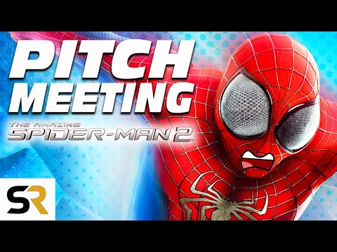 The Amazing Spider-Man 2 Pitch Meeting