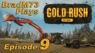 GOLD RUSH: THE GAME - PC Gameplay - Episode 9 - Digging and Tier 3!