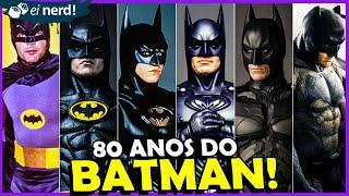 80 ANOS DE BATMAN
