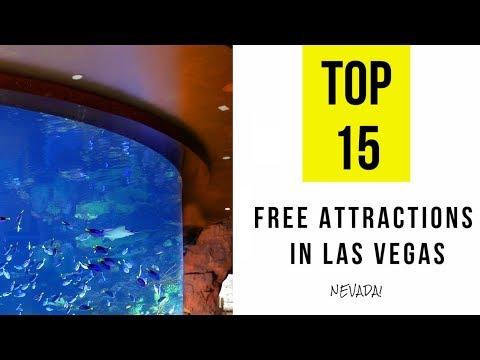 TOP 15. Best Free Attractions in Las Vegas, Nevada