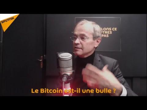 Le Bitcoin est-il une bulle ?