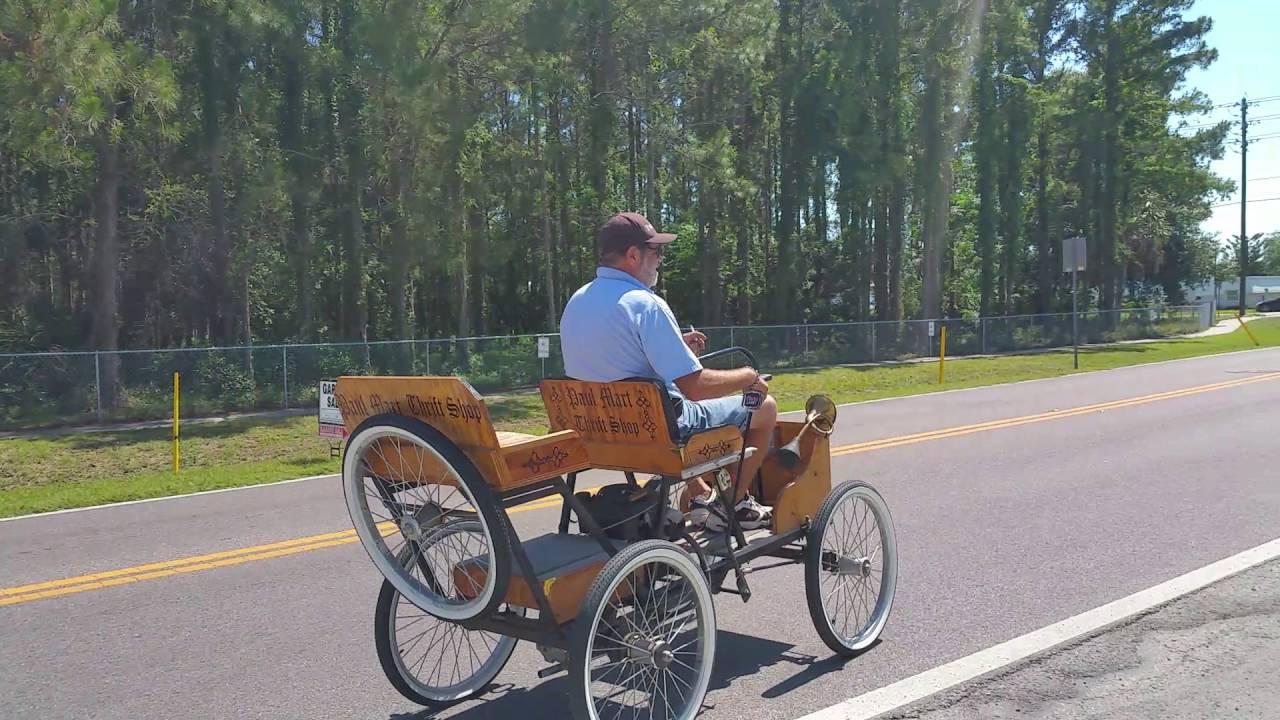 paulmart quadricycle
