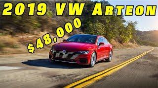 2019 Volkswagen Arteon ~ The VW CC Replacement