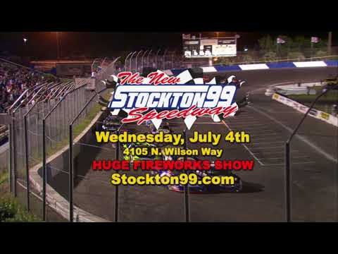 July 4th 2018 Stockton 99 Speedway