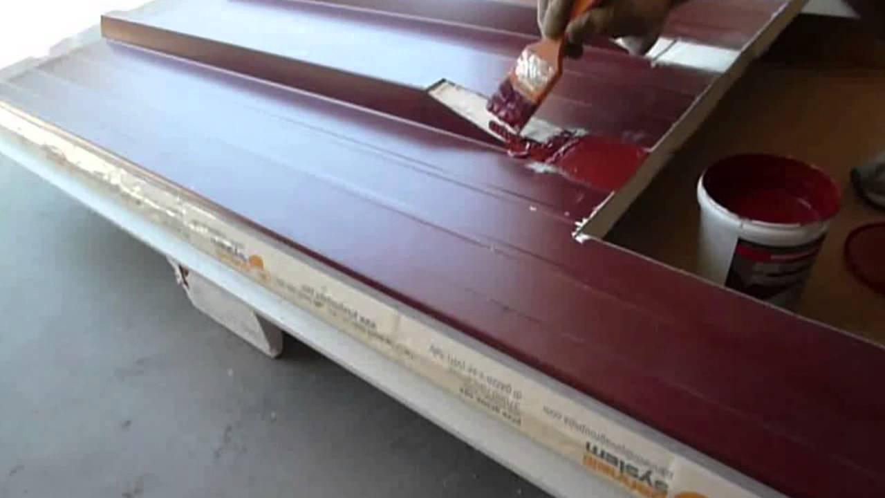 Come installare una finestra per tetto su pannello - Pannelli isolanti per sottotetto ...