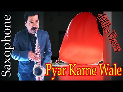 Pyar karne wale(shaan)saxophone ; Aarif