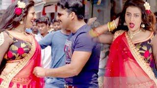 Akshra Singh का नया गाना पवन सिंह ने कहा जानु बाड़ू तू लबरी Pawan Singh Bhojpuri Song 2017