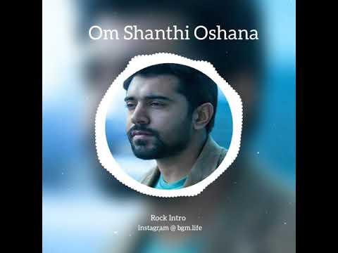 Om Shanthi Oshana || Nivin Pauly Re-Entry BGM