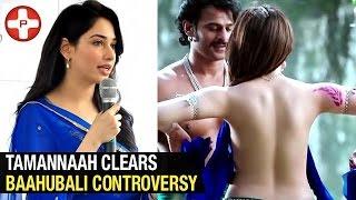 Tamannaah clears Baahubali controversy | Prabhas | Tamil Cinema News