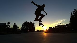 Skate Every Day! - May 7th [sunset sesh]