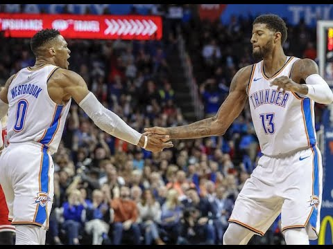The Ascension of the Oklahoma City Thunder