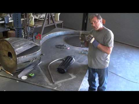 How to Lay Out a Sculpture for Metal Fabrication - Kevin Caron