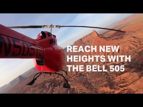Bell 505: The Ultimate Extreme Outdoor Adventure Helicopter