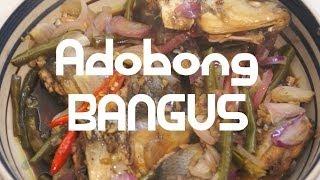 Adobong Bangus Recipe - Milk Fish Pinoy Tagalog Filipino cooking