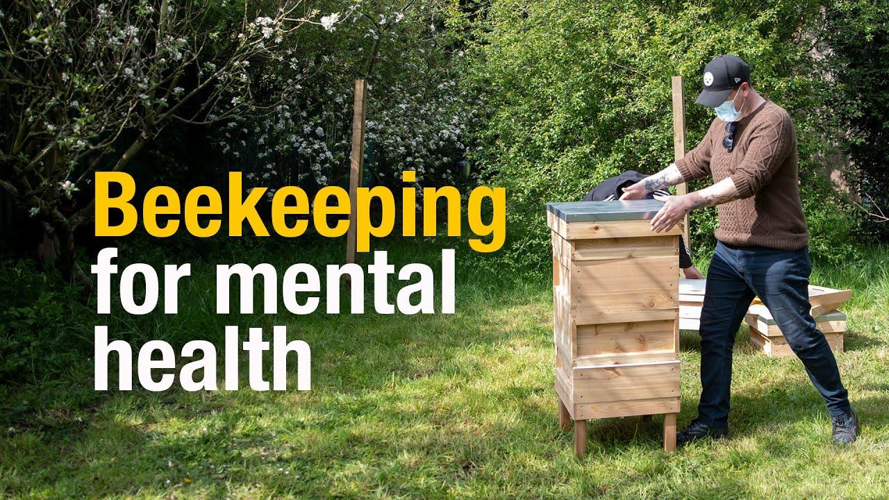 Beekeeping for Mental Health