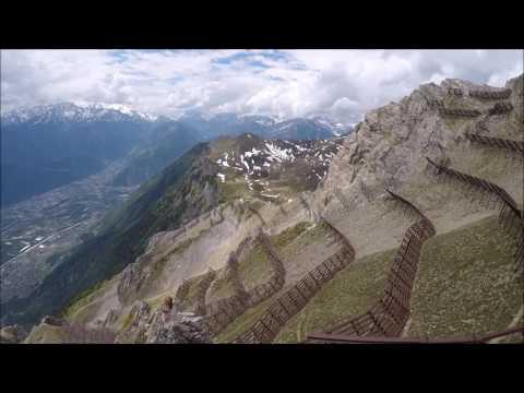 L'Erié-Grand Chavalard(2899m), Fully, Valais, Suisse