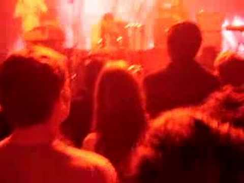 Battles - SZ2 - Henry Fonda Theater Los Angeles 10/30 2007