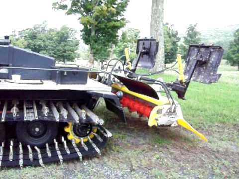 Pisten Bully snow cat - YouTube