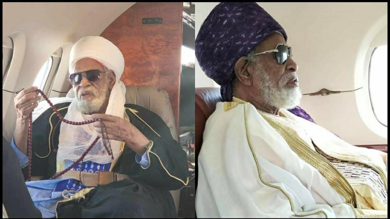 Download Yau Litinin 6-9-2021 Maulana Sheikh Dahiru Usman Bauchi RTA Acikin Jirgi Zai Koma Bauchi Daga Abuja