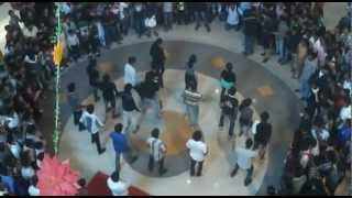 CEC SUMMIT 2012 - Promo Dance @ Oberon Mall, Kochi