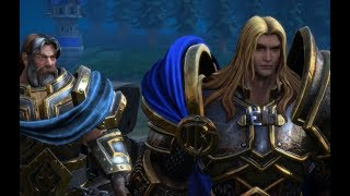Warcraft 3 Reforged REACTION (Warcraft 3 Remastered Accnouncement Reaction) (Blizzcon 2018 Reaction)