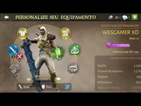Dungeon Hunter 5 - Nada Deu Certo