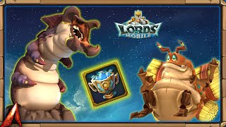 Opening Paladins Gold Chalice! My Plan With Familiars! Lords Mobile