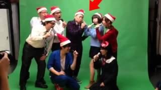 恋のあるある爆笑クリスマス カラオケの恋のあるあるコメディ&観客と出...