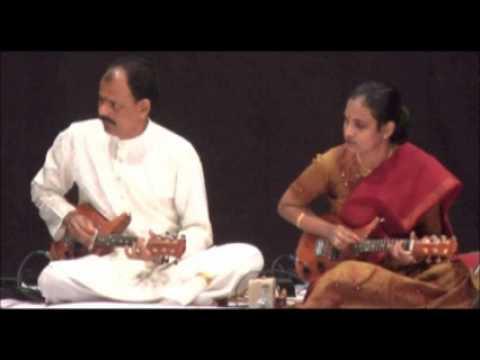 Vidwan U P Raju& Nagamani Ragam Kharaharapriya
