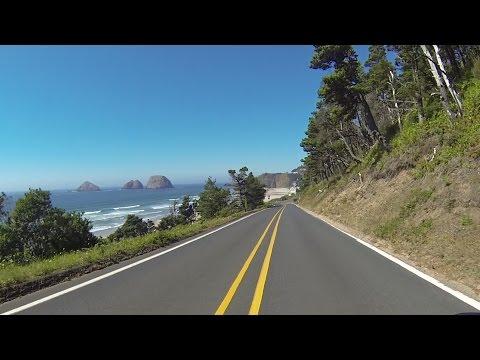 Oregon Coast Motorcycle Ride: Pacific City to Tillamook